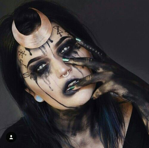15-Witch-Halloween-Makeup-Looks-Styles-Ideas-Trends-2019-8