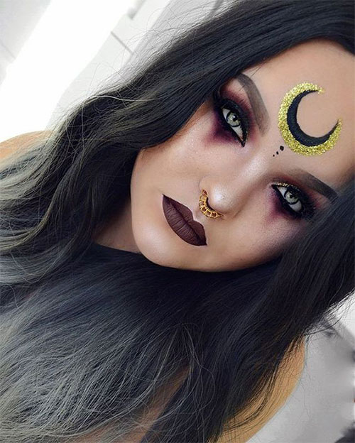 15-Witch-Halloween-Makeup-Looks-Styles-Ideas-Trends-2019-9