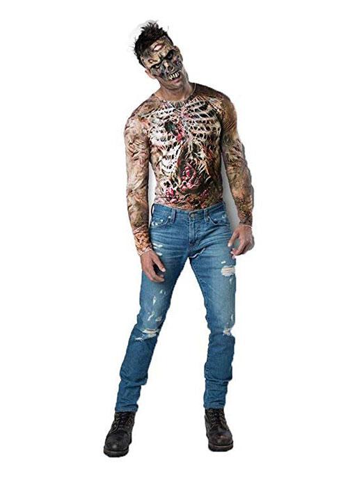 20-Scary-Creepy-Halloween-Walking-Dead-Zombie-Costume-Ideas-2019-11