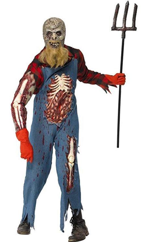 20-Scary-Creepy-Halloween-Walking-Dead-Zombie-Costume-Ideas-2019-12
