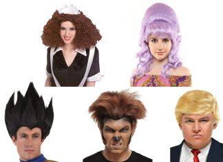 25-Halloween-Costume-Wigs-For-Kids-Men-Women-2019-Accessories-F