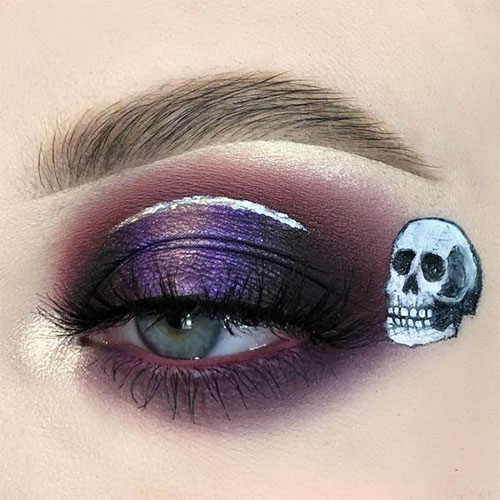 50-Best-Scary-Unique-Halloween-Eye-Makeup-Looks-Ideas-Trends-2019-10