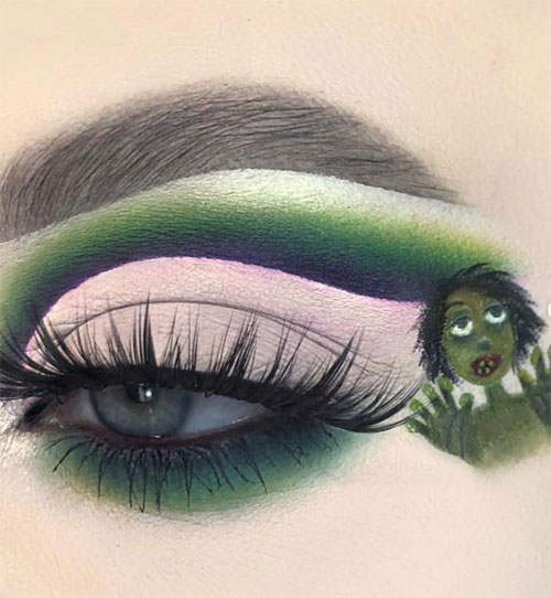 50-Best-Scary-Unique-Halloween-Eye-Makeup-Looks-Ideas-Trends-2019-13