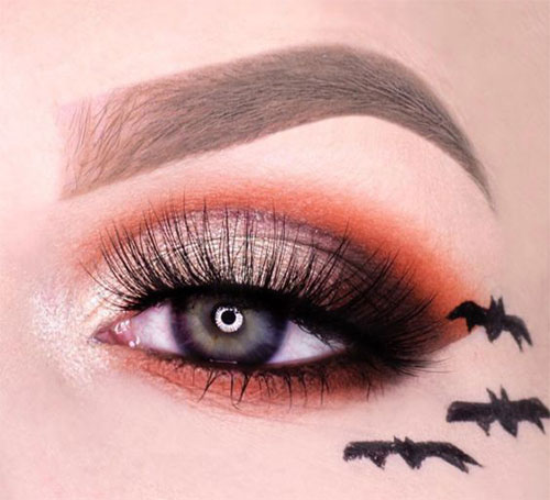 50-Best-Scary-Unique-Halloween-Eye-Makeup-Looks-Ideas-Trends-2019-14