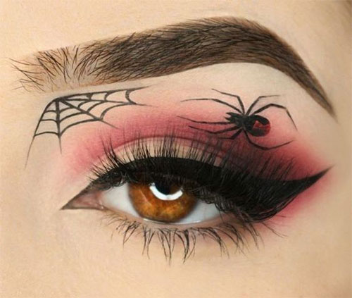 50-Best-Scary-Unique-Halloween-Eye-Makeup-Looks-Ideas-Trends-2019-15