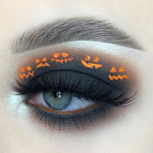 50-Best-Scary-Unique-Halloween-Eye-Makeup-Looks-Ideas-Trends-2019-16