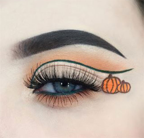 50-Best-Scary-Unique-Halloween-Eye-Makeup-Looks-Ideas-Trends-2019-19