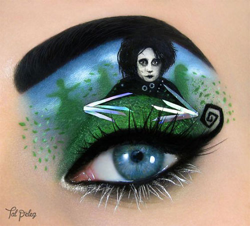 50-Best-Scary-Unique-Halloween-Eye-Makeup-Looks-Ideas-Trends-2019-21