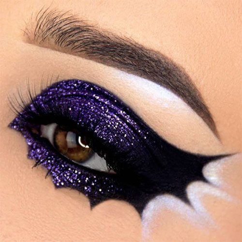 50-Best-Scary-Unique-Halloween-Eye-Makeup-Looks-Ideas-Trends-2019-25