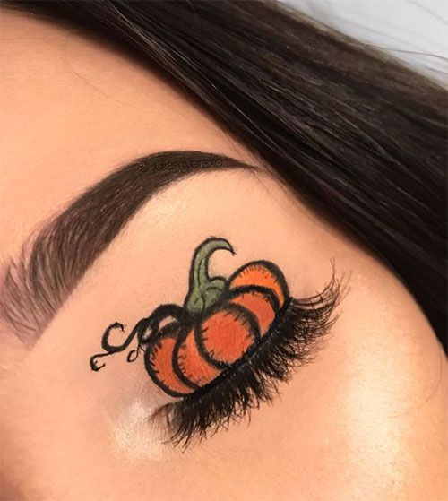 50-Best-Scary-Unique-Halloween-Eye-Makeup-Looks-Ideas-Trends-2019-26