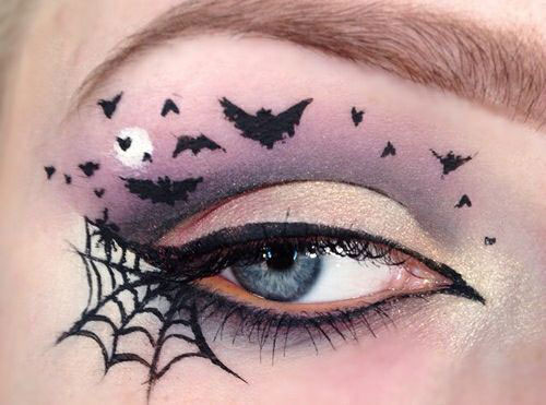 50-Best-Scary-Unique-Halloween-Eye-Makeup-Looks-Ideas-Trends-2019-30