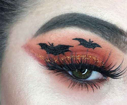50-Best-Scary-Unique-Halloween-Eye-Makeup-Looks-Ideas-Trends-2019-31