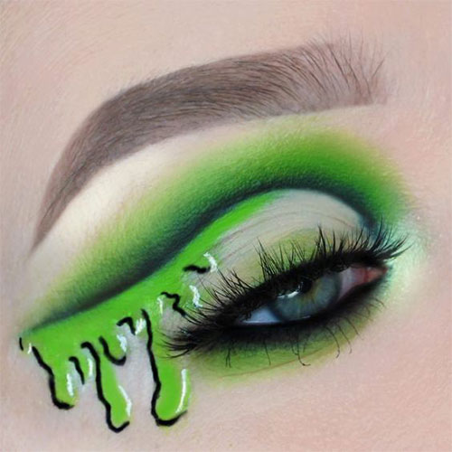 50-Best-Scary-Unique-Halloween-Eye-Makeup-Looks-Ideas-Trends-2019-39