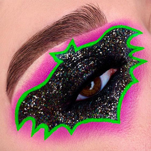 50-Best-Scary-Unique-Halloween-Eye-Makeup-Looks-Ideas-Trends-2019-40