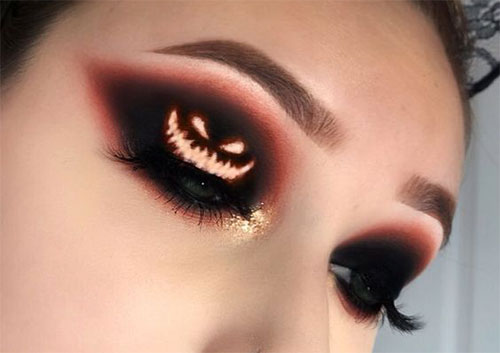 50-Best-Scary-Unique-Halloween-Eye-Makeup-Looks-Ideas-Trends-2019-44