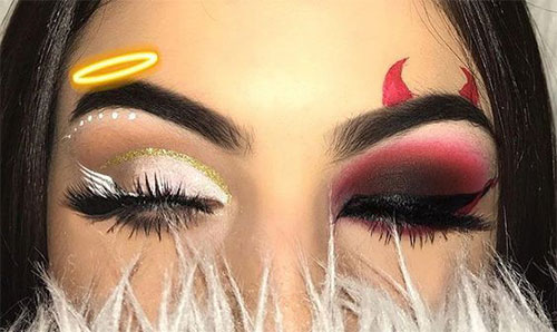 50-Best-Scary-Unique-Halloween-Eye-Makeup-Looks-Ideas-Trends-2019-49