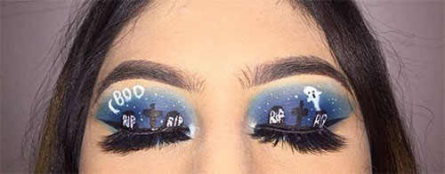 50-Best-Scary-Unique-Halloween-Eye-Makeup-Looks-Ideas-Trends-2019-50