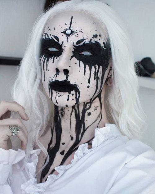 12-Horror-Gothic-Halloween-Makeup-Looks-Ideas-Trends-2019-2