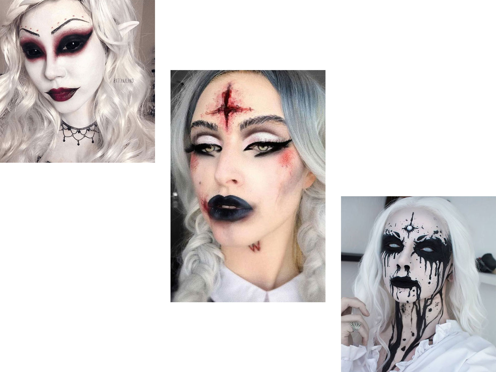12-Horror-Gothic-Halloween-Makeup-Looks-Ideas-Trends-2019-F