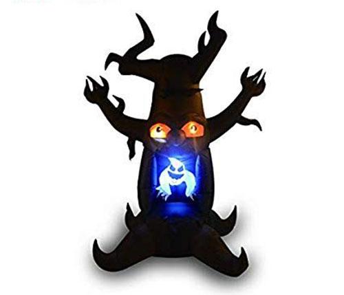 15-Cool-Amazing-Halloween-Light-Decoration-Ideas-2019-13