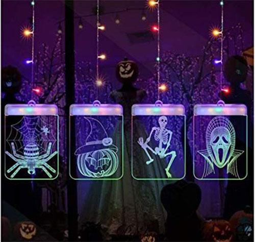 15-Cool-Amazing-Halloween-Light-Decoration-Ideas-2019-7
