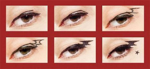 15-Easy-Halloween-Eye-Makeup-Tutorials-Tips-Trends-For-Learners-2019-16