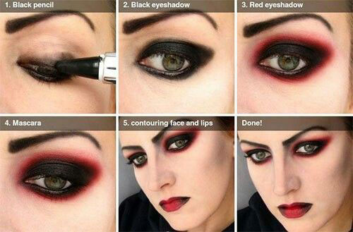 15-Easy-Halloween-Eye-Makeup-Tutorials-Tips-Trends-For-Learners-2019-17
