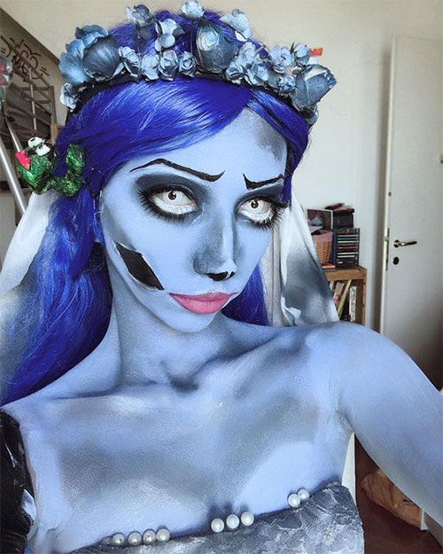 15-Spooky-Corpse-Bride-Makeup-Looks-Ideas-Styles-Trends-2019-13