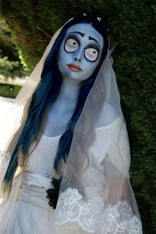 15-Spooky-Corpse-Bride-Makeup-Looks-Ideas-Styles-Trends-2019-15