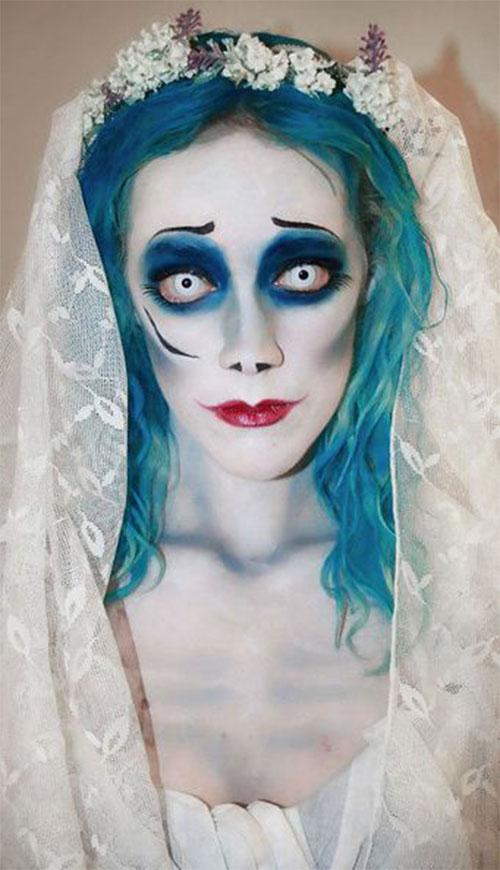 15-Spooky-Corpse-Bride-Makeup-Looks-Ideas-Styles-Trends-2019-6