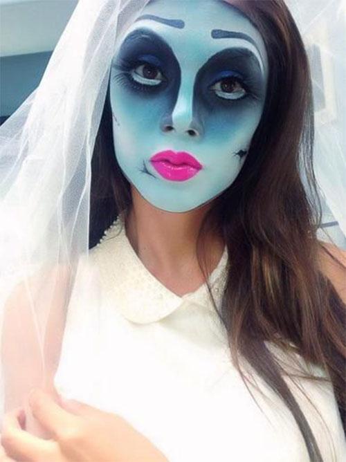 15-Spooky-Corpse-Bride-Makeup-Looks-Ideas-Styles-Trends-2019-8