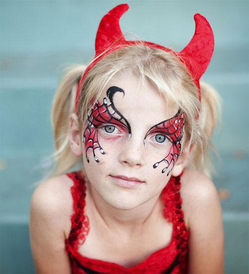 18-Horrifying-Devil-Halloween-Face-Makeup-Ideas-Styles-Trends-2019-1