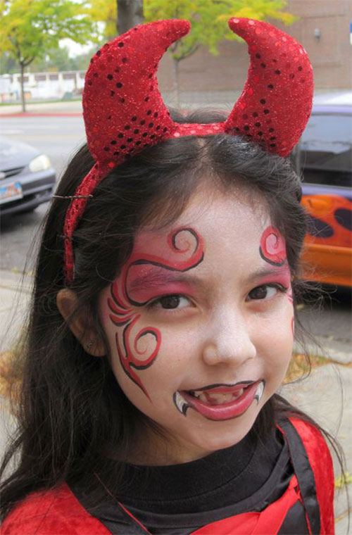 18-Horrifying-Devil-Halloween-Face-Makeup-Ideas-Styles-Trends-2019-2