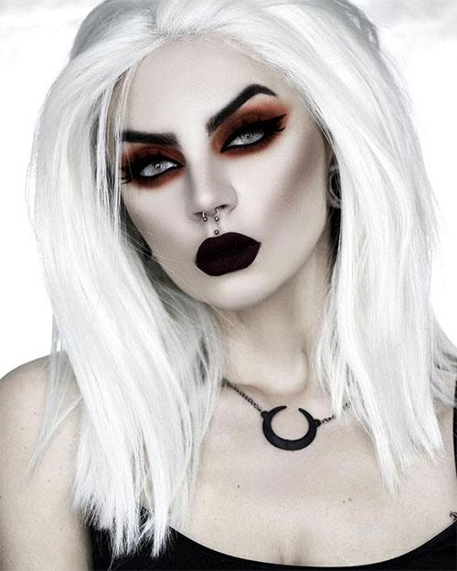 18-Horrifying-Devil-Halloween-Face-Makeup-Ideas-Styles-Trends-2019-7