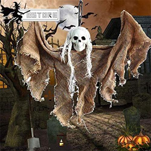 18-Very-Scary-Horror-Halloween-Yard-Decoration-Ideas-2019-7