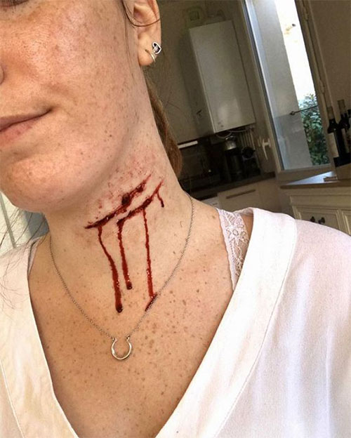 20-Very-Scary-Halloween-Neck-Makeup-Looks-Styles-Ideas-2019-13