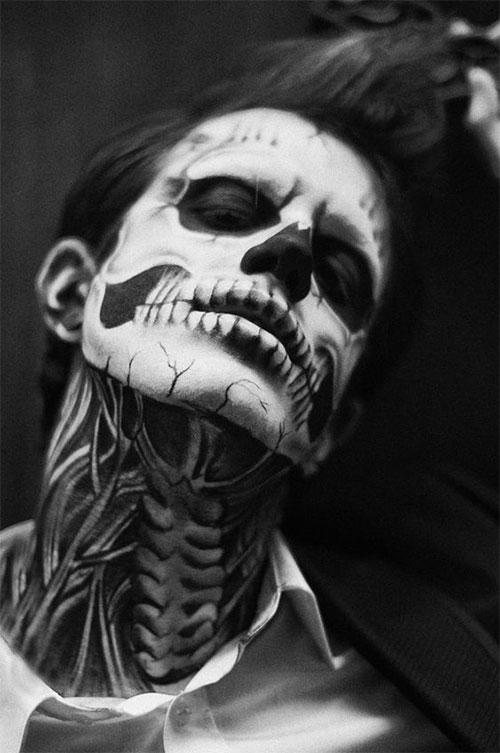 20-Very-Scary-Halloween-Neck-Makeup-Looks-Styles-Ideas-2019-21