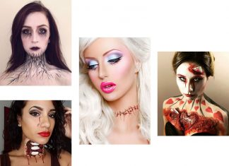 20-Very-Scary-Halloween-Neck-Makeup-Looks-Styles-Ideas-2019-F