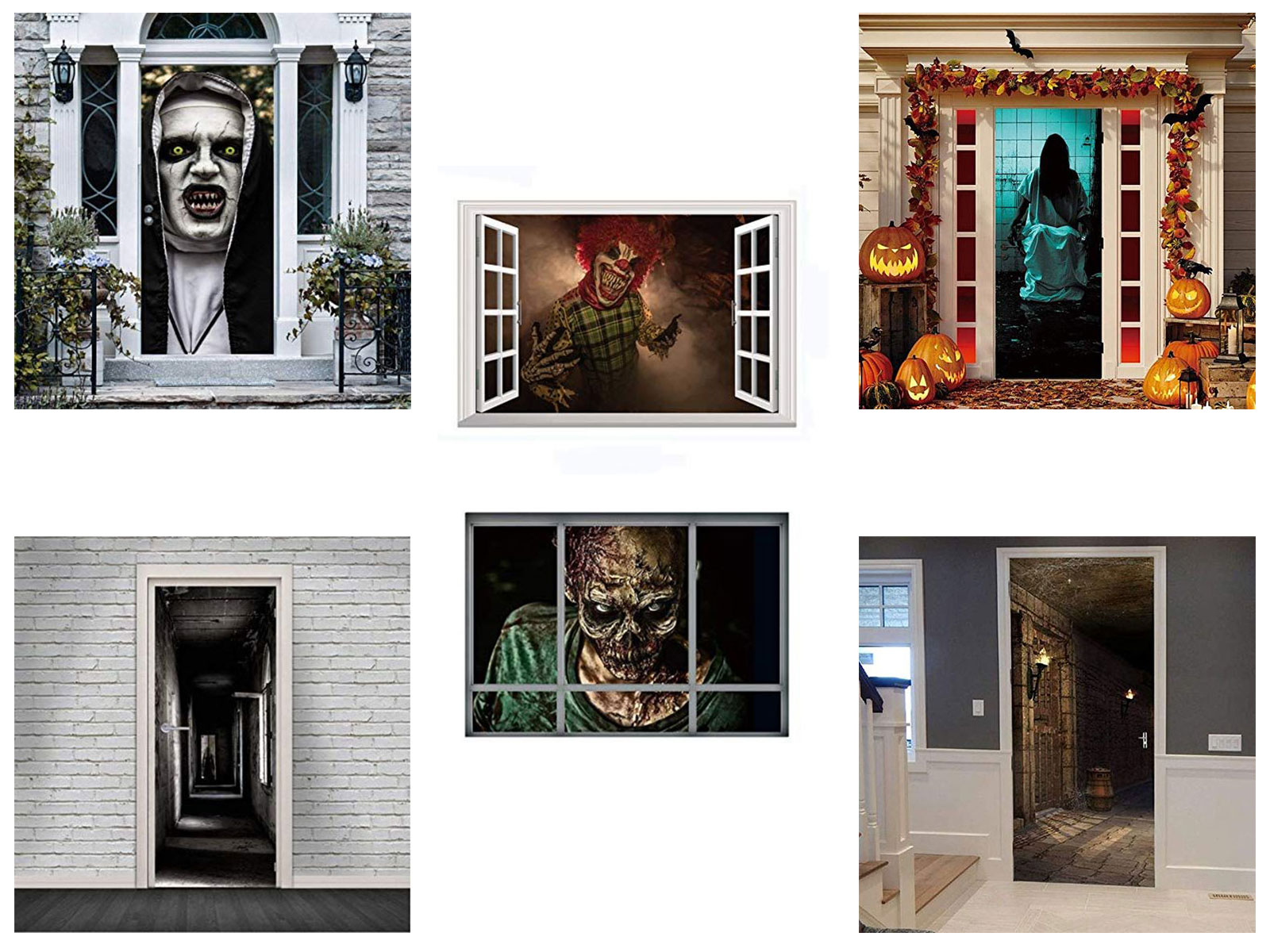 25-Best-Halloween-Door-Window-Decoration-Ideas-2019-F