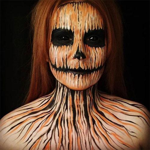 25-Best-Halloween-Face-Paint-Ideas-Looks-For-Kids-Men-Women-2019-13
