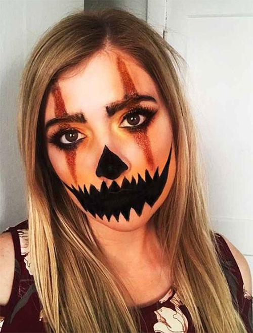 25-Best-Halloween-Face-Paint-Ideas-Looks-For-Kids-Men-Women-2019-15