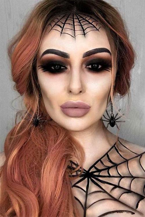 25-Best-Halloween-Face-Paint-Ideas-Looks-For-Kids-Men-Women-2019-18