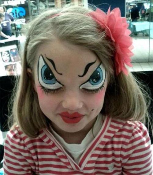 25-Best-Halloween-Face-Paint-Ideas-Looks-For-Kids-Men-Women-2019-2