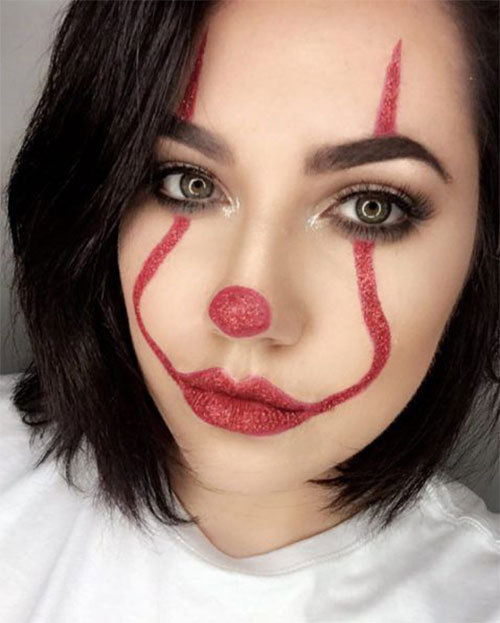 25-Best-Halloween-Face-Paint-Ideas-Looks-For-Kids-Men-Women-2019-25