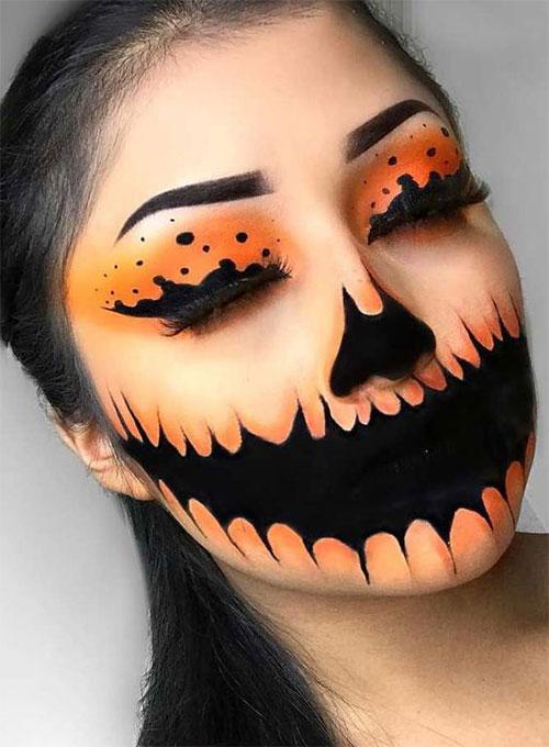25-Best-Halloween-Face-Paint-Ideas-Looks-For-Kids-Men-Women-2019-27