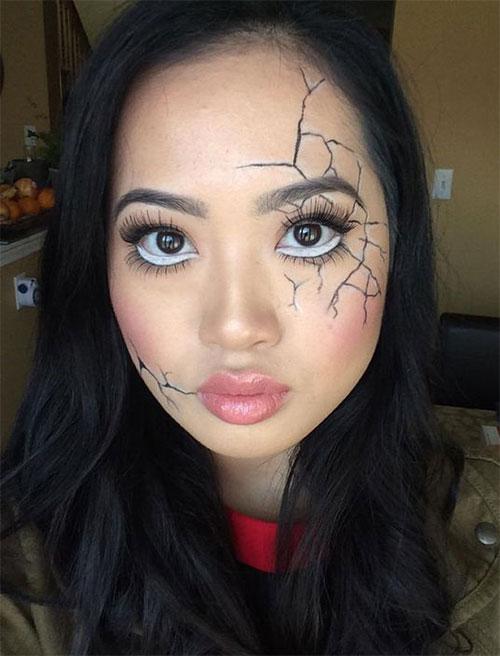 25-Best-Halloween-Face-Paint-Ideas-Looks-For-Kids-Men-Women-2019-7