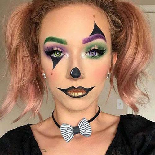 25-Last-Minute-Very-Easy-Halloween-Makeup-Looks-Ideas-2019-2