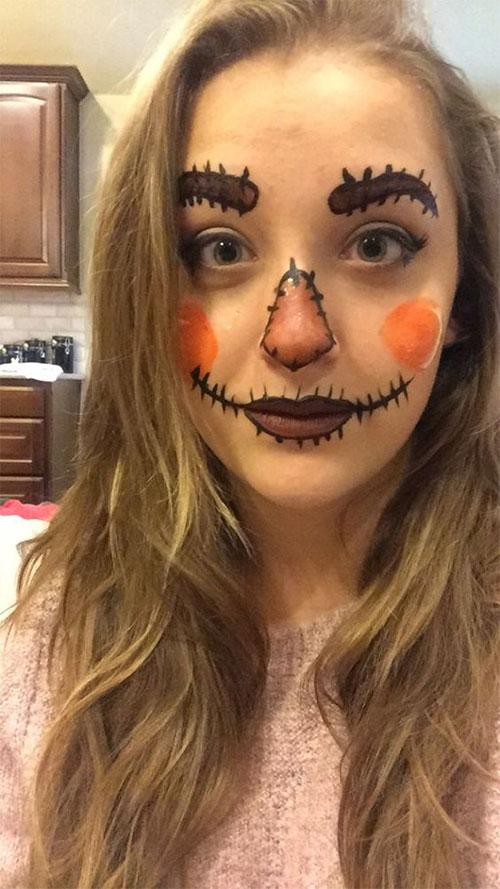 25-Last-Minute-Very-Easy-Halloween-Makeup-Looks-Ideas-2019-20