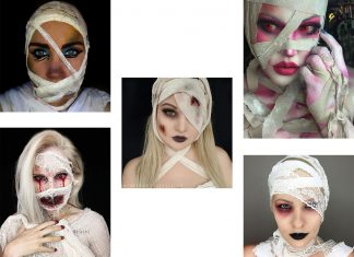 28-Very-Scary-Halloween-Mummy-Makeup-Looks-Ideas-2019-F