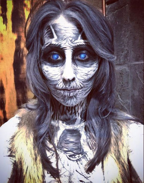 30-Very-Scary-The-Walking-Dead-Halloween-Face-Makeup-Ideas-Looks-2019-1